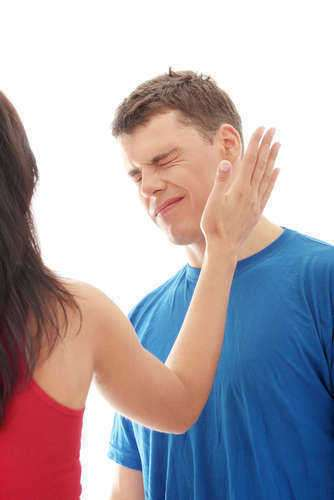 Hostile Relationship Between Ex Spouses