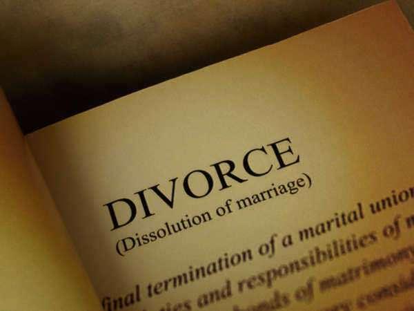 Copy of Divorce Decree